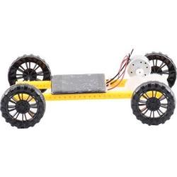 Solar Toys For Kids 1 Set Solar Powered Toy DIY Car Kit Children Educational