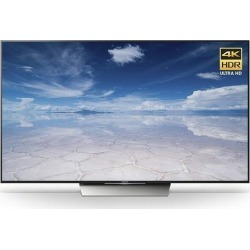 Recertified - Sony XBR-75X850D 75-Inch 4K HDR Ultra HD SMART TV (XBR75X850D)
