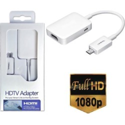 Micro USB MHL 2.0 To HDMI 1080P TV 3D HDTV TV Adapter Cable for Samsung Galaxy S5/S4/S3 Note3/Note2