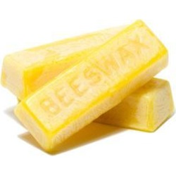 Gentle bees Pure Beeswax, 1 Ounce (28.35 grams)
