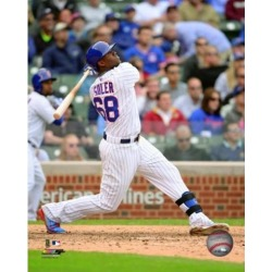 Posterazzi PFSAASA12401 Jorge Soler 2015 Action Sports Photo - 8 x 10 in.