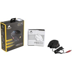 Corsair Gaming M65 RGB Laser Gaming Mouse - Black