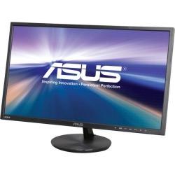 ASUS VN248H-P 24' (Actual size 23.8') Full HD 1920 x 1080 5ms (GTG) VGA, 2x HDMI MHL Compatible Built-in Speakers Super Narrow Frame Design LED.