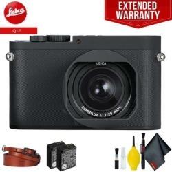 Leica Q-P Digital Camera Base Accessory Kit + Extended Warranty