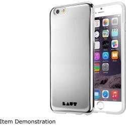 LAUT HUEX Silver Case For iPhone 6 Plus / 6s Plus LAUT iP6P HX SL