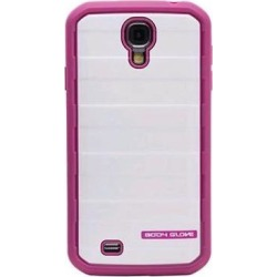 Body Glove Case Cover Samsung Galaxy S4 (Raspberry/White Gold Glitter) - 9429302