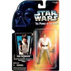 Star Wars Power of the Force Luke Skywalker Action Figure
