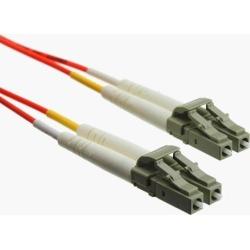 Fiber Optic Cable, LC / LC, Multimode, Duplex, 50/125, 4 meter (13.1 foot)