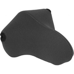 OP/TECH SOFT POUCH 7001042 Carrying Case (Pouch) for Camera - Black