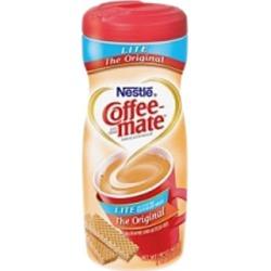 Coffee-mate 005000074185 11 oz. Canister Original Lite Powdered Creamer