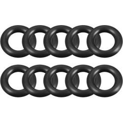 O-Rings Nitrile Rubber 12mm x 22mm x 5mm Seal Rings Sealing Gasket 10pcs