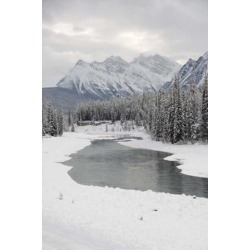 Posterazzi PDDCN01CMI0086 Icefields Parkway Jasper National Park Alberta Canada Poster Print by Cindy Miller Hopkins