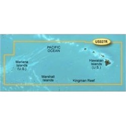 Garmin HXUS027R - Hawaiian Islands-Mariana Islands
