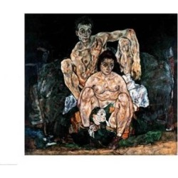 Posterazzi BALXAM32248LARGE The Family 1918 Poster Print by Egon Schiele - 36 x 24 in. - Large