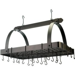 30' Hanging Pot Rack - by Old Dutch