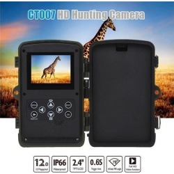 HD Hunting Trail Camera PIR IR LED Motion Activated Security Wildlife Cam Q3