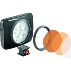 Manfrotto Lumie Series Art On-Camera LED Light, Black #MLUMIEART-BK