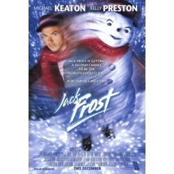 Posterazzi MOVGH4626 Jack Frost Movie Poster - 27 x 40 in. found on Bargain Bro India from Newegg Canada for $45.52