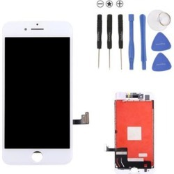 iPartsBuy for iPhone 7 LCD Screen + Touch Screen Digitizer Assembly(Repairing Tools include)