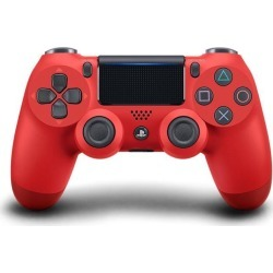 Sony PlayStation DualShock 4 Wireless Controller - Magma Red