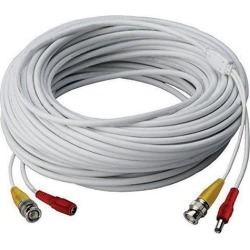 Lorex Cb250urb Video Rg59 Coaxial Bnc/power Cable [250ft] found on Bargain Bro India from Newegg Business for $109.83