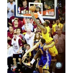 Posterazzi PFSAASA20701 Lebron James Game 3 of the 2015 Nba Finals Sports Photo - 8 x 10 in.
