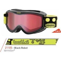 Bolle 21105 AMP Ski Google, Black Robot