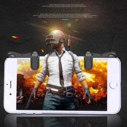 PUBG Shooter Controller Game Trigger Fire Button L1R1 for Samsung iPhone