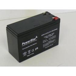 Battery 12V 7.5AH New Battery for GS PORTALAC PX12072 DG12