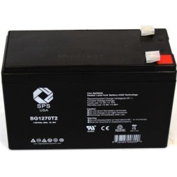 SPS Brand 12V 7 Ah Replacement Battery for Tripp Lite SU1000RTXL2UA UPS (1 PACK) found on Bargain Bro India from Newegg Business for $13.75