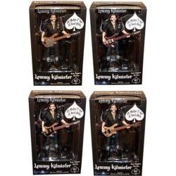 Motorhead Lemmy Kilmister Deluxe Action Figure Case Of 8