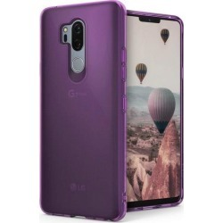 Ringke AIR Case for LG G7 ThinQ [Orchid Purple] Full Flexible TPU Body Cover Lightweight Scratch Resistant Protection for LG G7 2018