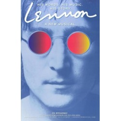 Posterazzi MOVCF8946 Lennon-The Musical Movie Poster - 27 x 40 in.