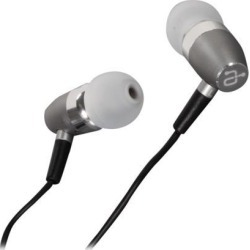 Aluratek AEB01W In-Ear Hi-Fi Noise Reducing Metal Stereo Earbud (White ) found on Bargain Bro India from Newegg Canada for $34.10