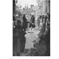 Posterazzi BALBAL108973LARGE The Inauguration Poster Print by Howard Pyle - 24 x 36 in. - Large