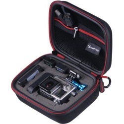 Smatree SmaCase G75- Small Case for Gopro hero gopro Hero 4/3+/3/2 and Access.