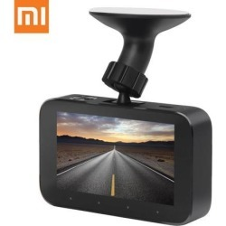 Xiaomi Mijia Car DVR Camera Mstar MSC8328P SONY IMX323 160 Degree Wide Angle 2.7 inch screen WiFi Connection / Parking found on Bargain Bro India from Newegg Business for $82.06