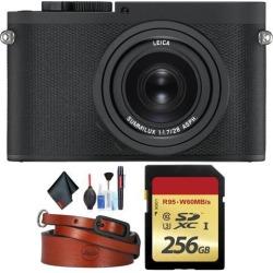 Leica Q-P Digital Camera + 256GB Memory Card Extreme Storage Combo
