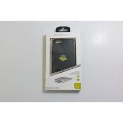 New OEM PureGear DualTek Pro Black/Clear Case For iPhone 6 Plus/6s Plus