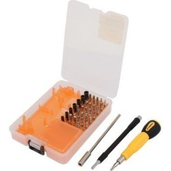 46 in 1 Multi-Purpose Precision Screwdriver Set Electronics Repair Tool