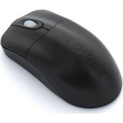 Seal Shield STM042BT Seal Shield Silver Strom Mouse - Wireless - Bluetooth - Black
