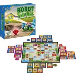 Robot Turtles - Board Game by Think Fun (1900)