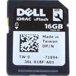 Recertified - Dell iDRAC7 16GB vFlash SD Card SD Card T6NY4 found on Bargain Bro India from Newegg Canada for $93.46