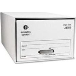 Business Source Storage Drawer Legal 15-1/2'x23-1/2'x10-1/4' 6/CT WE 26755
