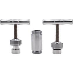 Pollen Press Tool Heavy Duty Zinc Ultimate Pressure Metal Pollen Press Compressor Double handle