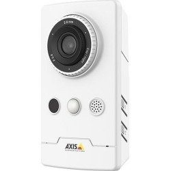 AXIS - Cube LW 2MP Wireless Indoor Full HD IR Network Camera with Night Vision, 0892-004