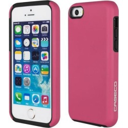 iPhone SE/5S/5C Flux Hybrid Custom Case - Pink/Black