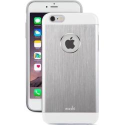 Moshi iGlaze Armour Aluminum Case for iPhone 6 Plus / 6S Plus - Jet Silver