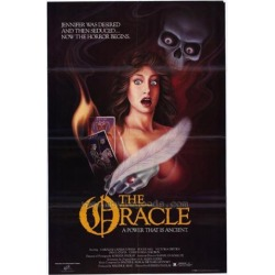 Posterazzi MOVGH7621 The Oracle Movie Poster - 27 x 40 in. found on Bargain Bro Philippines from Newegg Canada for $45.14