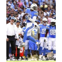 Posterazzi PFSAARJ16101 Keenan Allen 2014 Action Sports Photo - 8 x 10 in.